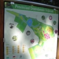 Een wandeling in het Vrijbroekpark