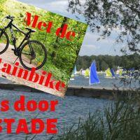 Met de Mountainbike dwars door Hofstade