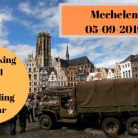 Herdenking bevrijding WO2 in Mechelen