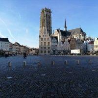 Wandelen door Mechelen