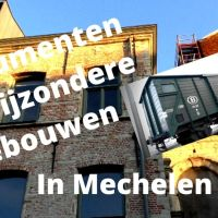 Monumenten en bijzondere gebouwen in Mechelen