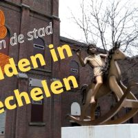 Standbeelden in Mechelen