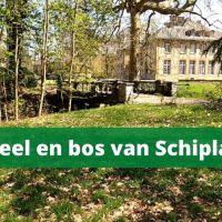 Kasteel en Bos van Schiplaken