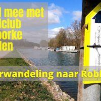 Wandel mee met Wandelclub Opsinjoorke Mechelen... naar Robbroek