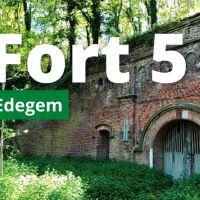 Fort 5 in Edegem