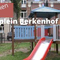 Een bezoek aan het speelplein Berkenhof in Mechelen